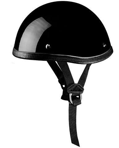 Black Shorty Helmet