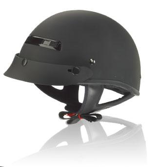 Helmet-Alto Flat Black