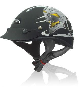Helmet-Alto Skull