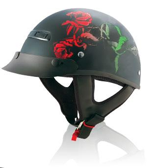Helmet-Alto Roses