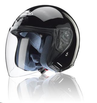 Helmet-Kaba Black