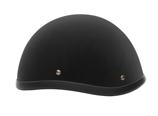 Helmet-Smokey Flat Blk